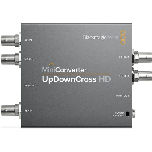Mini Converter - UpDownCross HD