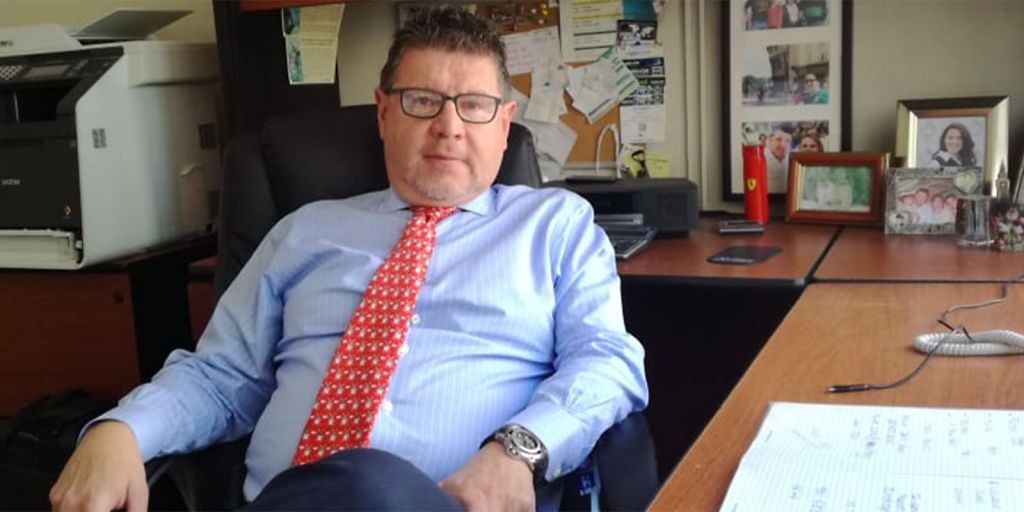 Alfonso Castro Compromiso y cambios en los 25 años de Excelencia